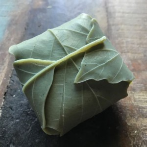 Folded Leaf - Jade